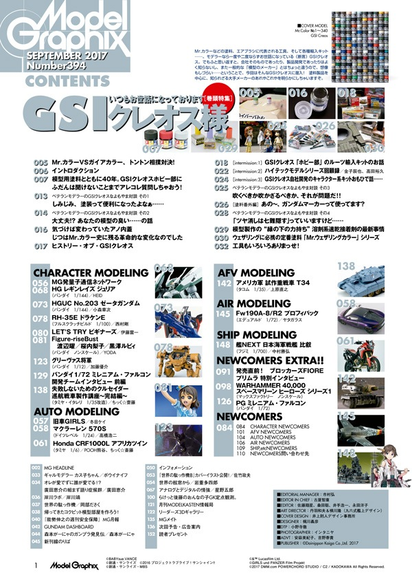 【MG】モデルグラフィックス 50冊目【模型誌】 [無断転載禁止]©2ch.netYouTube動画>5本 ->画像>83枚