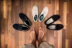 靴のお手入れ方法
