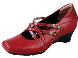 靴について