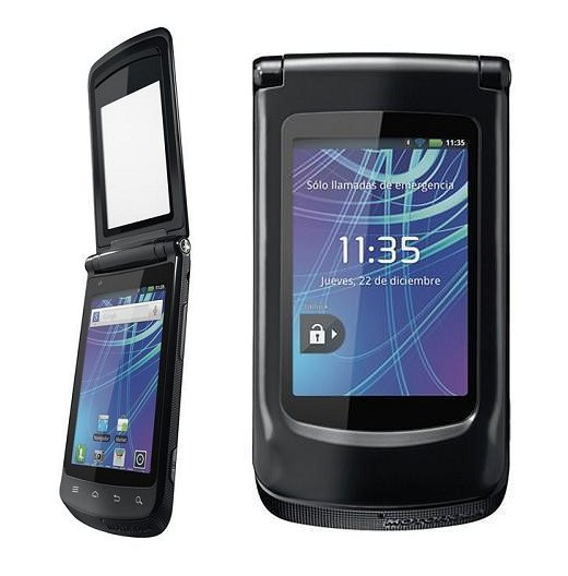 simフリー Motorola Motosmart Flip XT611