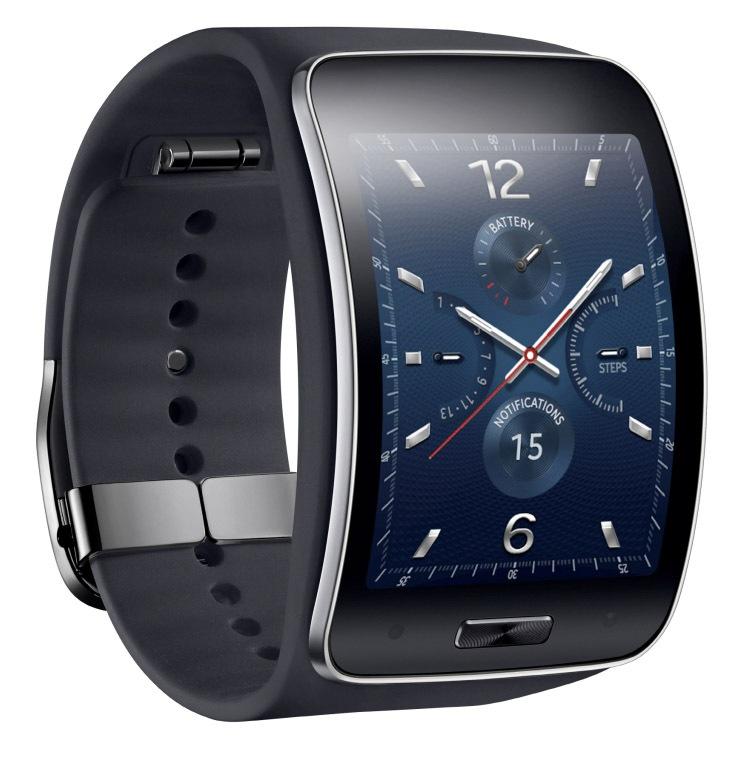 SIMフリースマートウォッチ Samsung Gear S 販売