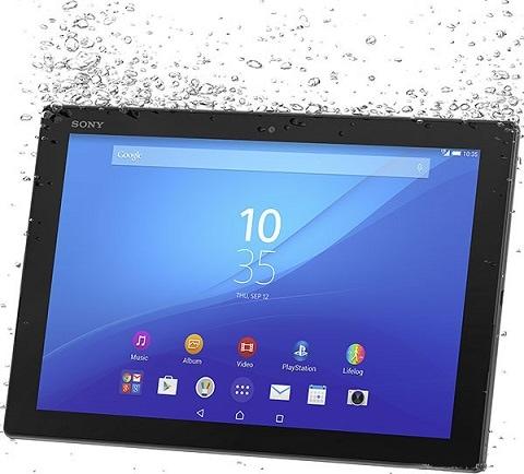 SSony Xperia Z4 Tablet LTE SGP771 防水 海外SIMフリータブレット 販売