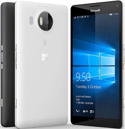 SIMフリースマホ Microsoft Lumia 950 XL 販売、購入、見積もり