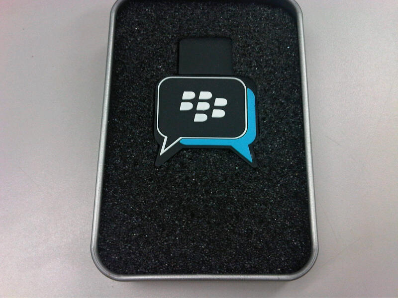 BlackBerry Messenger USB