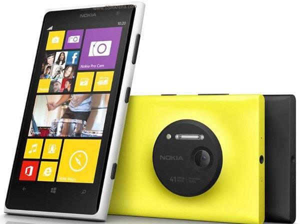 SIMフリースマホ nokia lumia 1020 販売