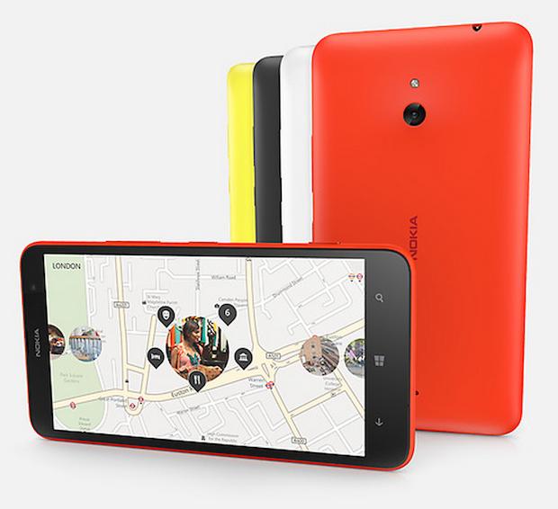 Nokia Lumia 1320 SIMフリー スマホ 販売