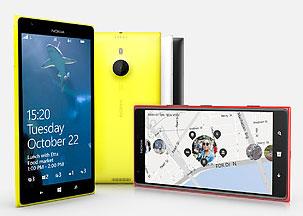 Nokia Lumia 1520 SIMフリースマホ 販売