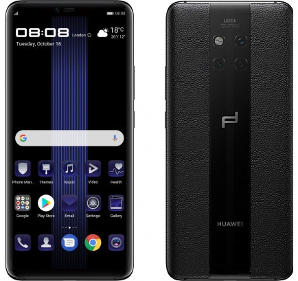 Huawei Mate 20 RS Porsche Design 販売