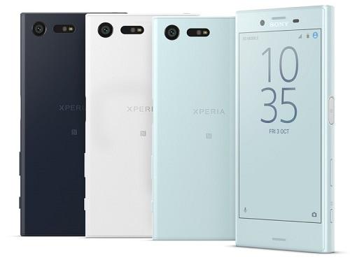 SIMフリースマホ Sony Xperia X Compact F5321 販売