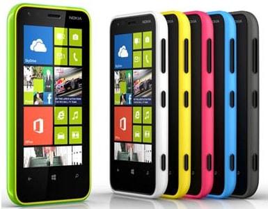 Nokia Lumia 620  海外Simフリー スマートフォン