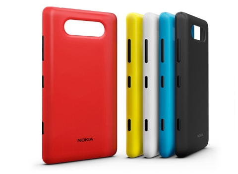lumia 820 wireless charging cover