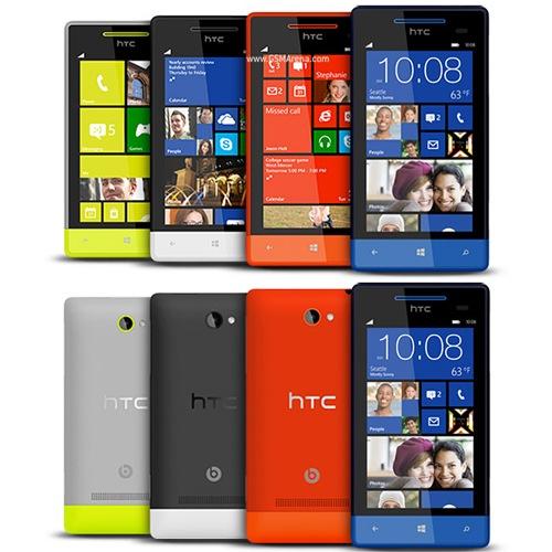 HTC Windows Phone 8s SIMフリー販売のジャパエモ