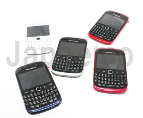 BlackBerry Curve 9320 simフリースマホ