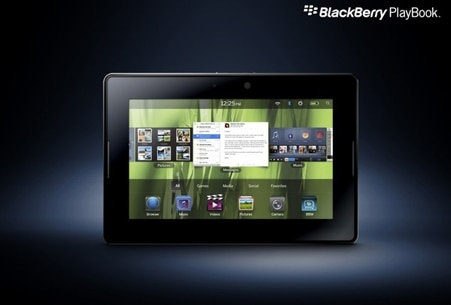 BlackBerry PlayBook 4G HSPA+