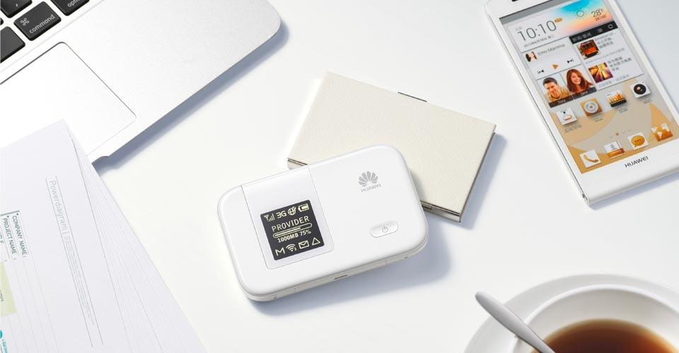 SIMフリースマホ Huawei E5372販売
