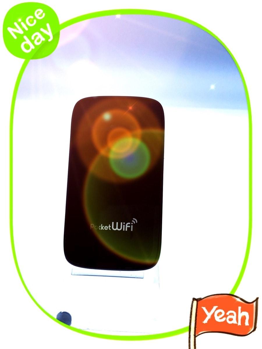 SIMフリースマホ Huawei E589u-12販売