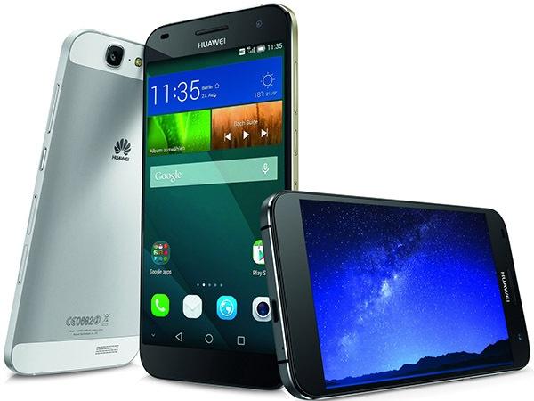 SIMフリースマホ Huawei Ascend G7 販売