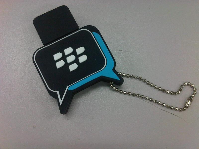 BBMの形をしたUSBメモリー 4GB
