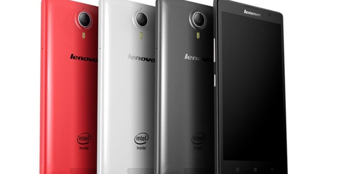 Lenovo K80 海外SIMフリースマホ