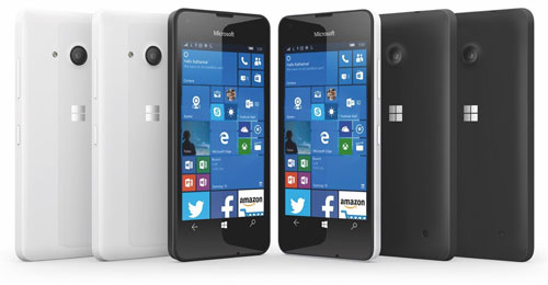Microsoft Lumia 650 Windows 10 Mobile BLK WH