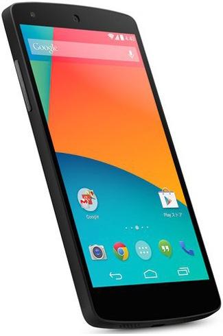 Simフリースマホ LG Nexus 5