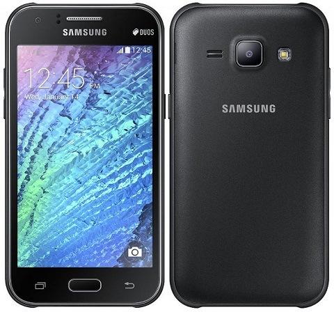 SIMフリースマホ Samsung Galaxy J1 販売