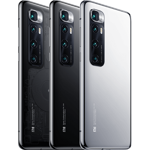 SIMフリースマホ Xiaomi Mi 10 Ultra 5G 販売