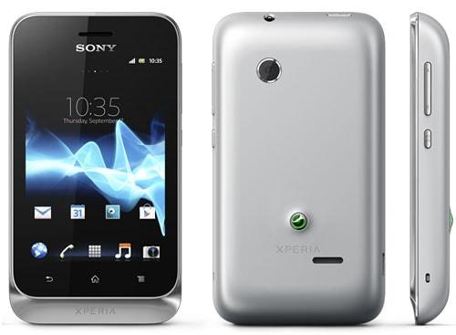 Sony Xperia Tipo Dual ST21i2��SIM�̎؎�����