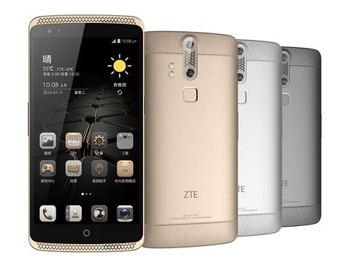 ZTE AXON mini Premium SIMフリースマホ 販売