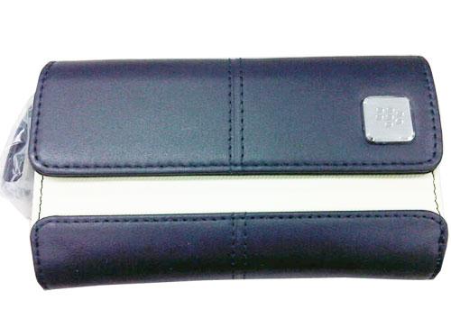 Blackberry Leather Folio Sandstone ケース