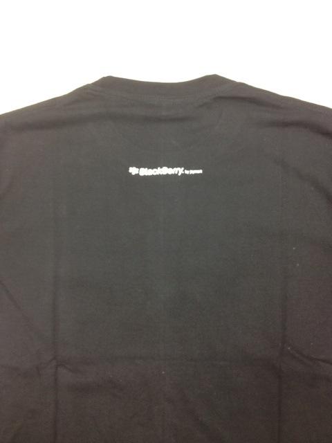 BlackBerry BBMe Tシャツ
