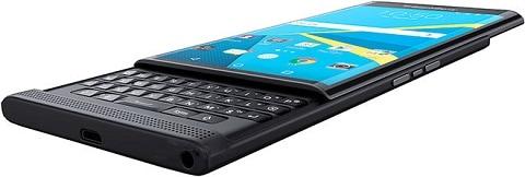 SIMフリースマホ BlackBerry Priv 販売