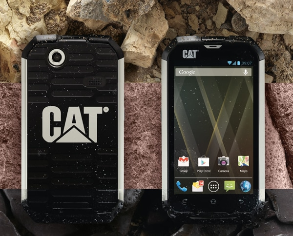 SIMフリースマホ CAT B15 Dual-SIM 販売