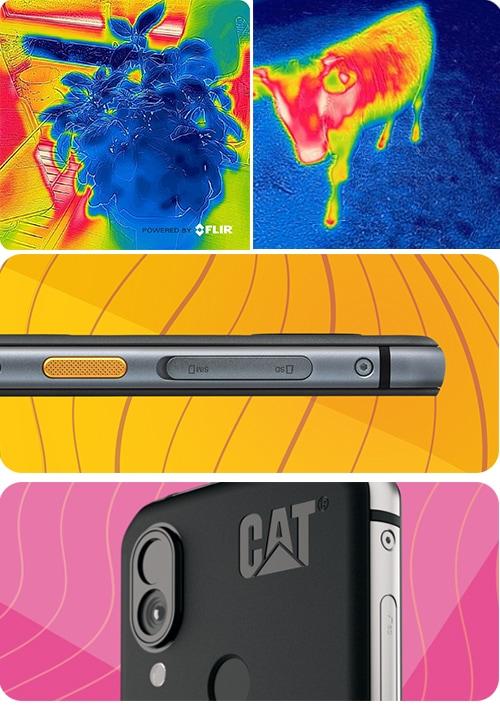 CAT S62 Pro 販売