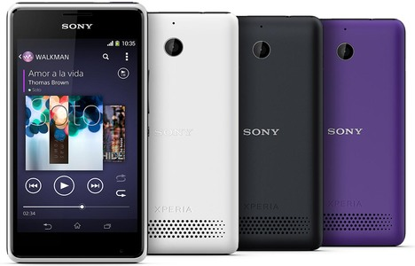 Sony Xperia E1 D2004 海外SIMフリースマホ 販売