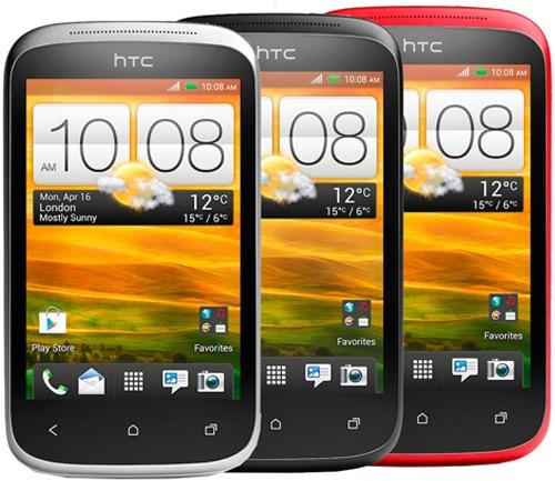 HTC Desire C(A320e)simフリー