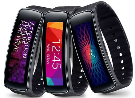 Samsung Gear Fit  販売