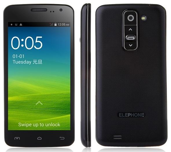 Elephone G3 スマホ SIMフリー 販売