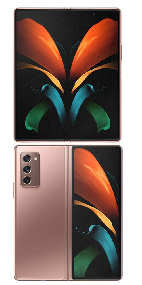 Samsung Galaxy Z Fold2 5G 販売