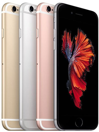 iPhone 6s 海外SIMフリー版 販売