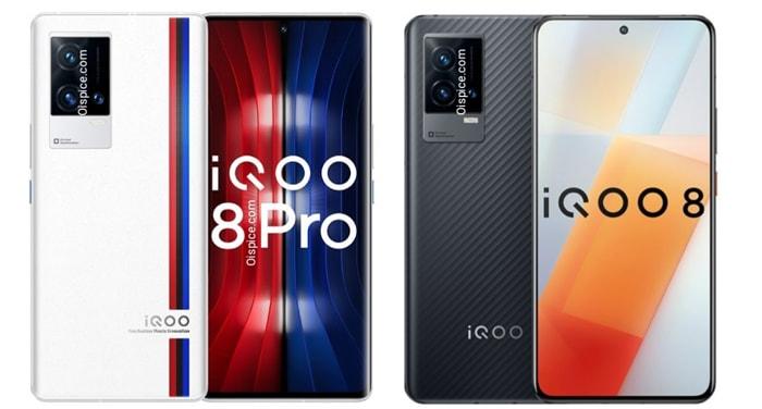 vivo iQOO 8 Pro 購入