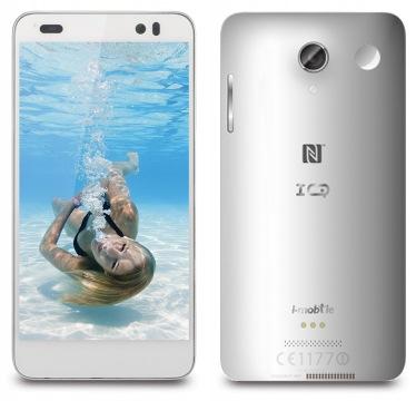 SIMフリースマホ i-mobile IQ X KEN 販売