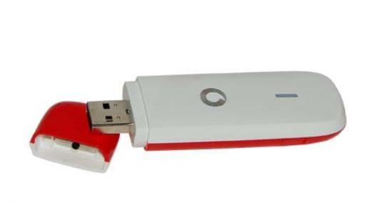 Vodafone K4605 海外Simフリー USBデータ通信モデム