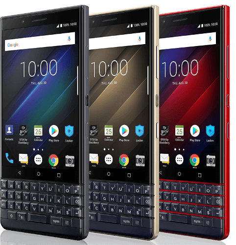 BlackBerry KEY2 LE 販売