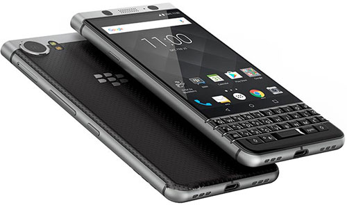SIMフリースマホ Blackberry keyone 販売