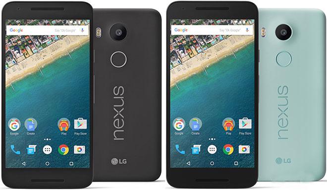 SIMフリースマホ LG Nexus 5X 販売