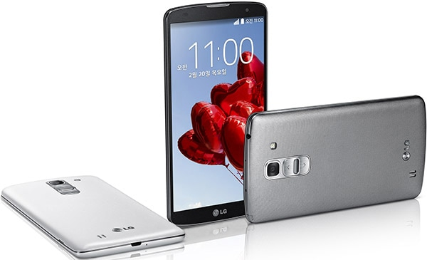 SIMフリースマホ LG G Pro 2 販売