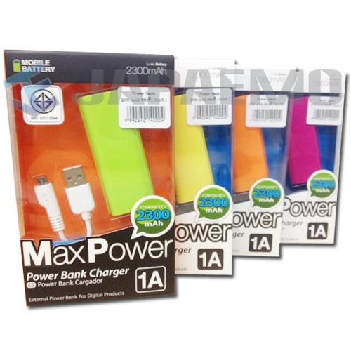 Maxpower power bankモバイルチャージャー