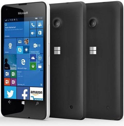 SIMフリースマホ Microsoft Lumia 550 販売