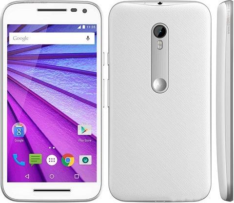 SIMフリースマホ Motorola Moto G (3rd gen) 販売